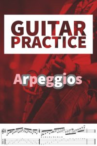 Arpeggios on Guitar! Add this arpeggio routine to your daily guitar practice routine. Includes diatonic arpeggios, shapes and sequences.