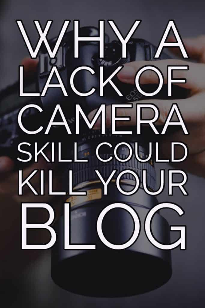 Improving Photography for Blogs