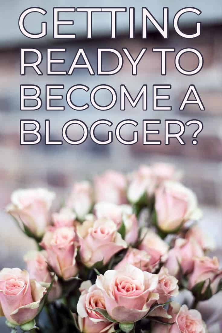 Getting Ready to be a blogger? Check out this informative article that covers the basics and what you'll need to get started.
