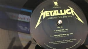 Metallica and justice for all turns 30