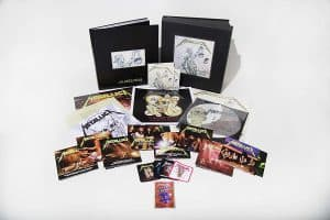 Metallica vinyl box set