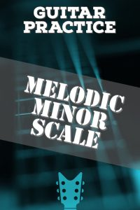 Guitar Practice Melodic Minor. The Melodic minor scale can be a mystery to non-Jazz guitarists. Check out this lesson where this often neglected scale is demystified for guitarists of any level.