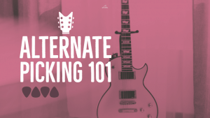 20 essential alternate picking exercises tab