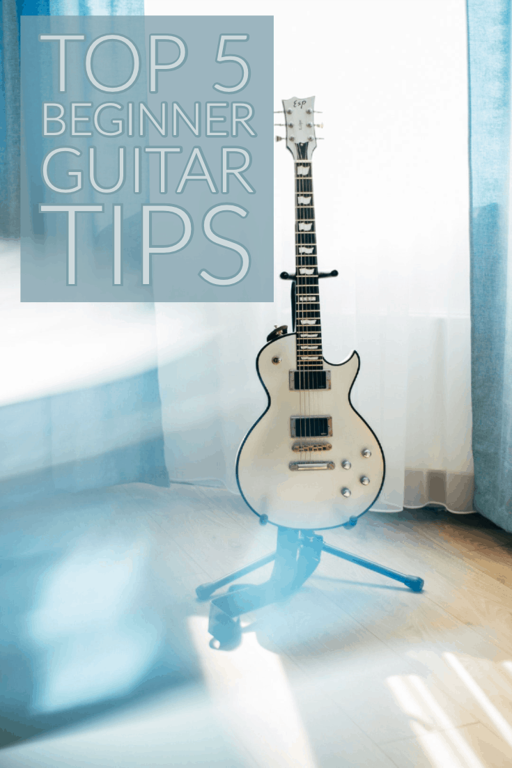 Playing guitar can be daunting at first. Here are some tips for beginner guitarists ready to get started on their musical journey.
