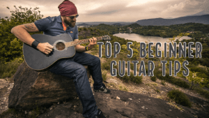 top 5 beginner guitar tips