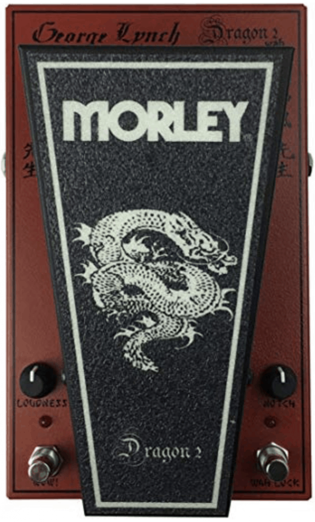 Morley Dragon George Lynch Wah