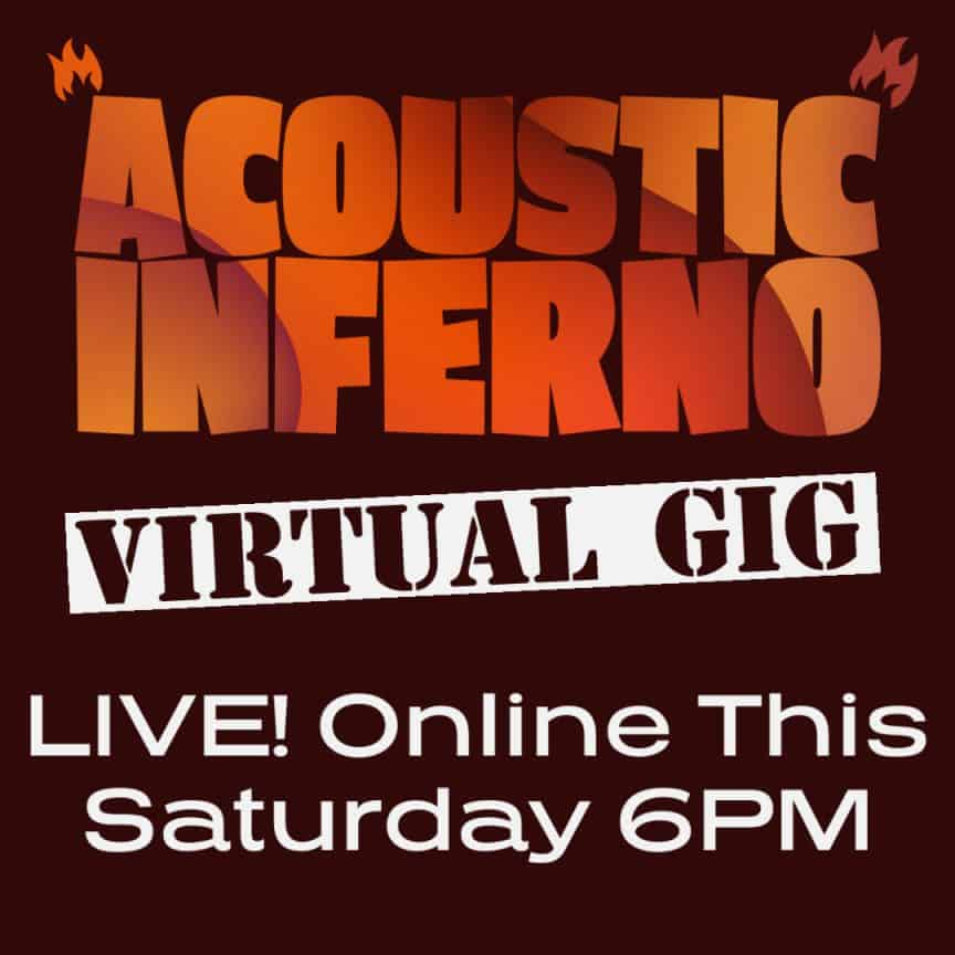 Acoustic Inferno Live Online
