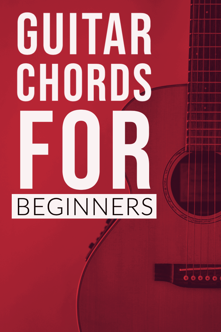 Guitar Chords for Beginners. 20 shapes to get you started today. Music theory included.