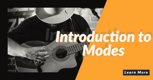 An Introduction to modes for guitar