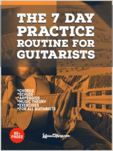 Practice Routine for Guitarist