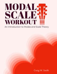 Modal Scale Guitar Workout free ebook